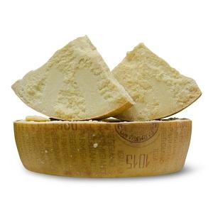 Parmigiano Reggiano - Grana Padano - Pecorino