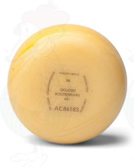 Baby Formaggio di Gouda Naturel Grande | Qualità Premium | 900 gr
