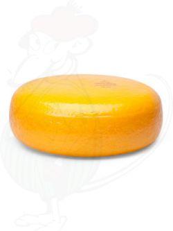 Formaggio Gouda giovane | Qualità Premium | Formaggio intero 4,5 chilo