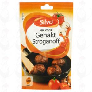 Silvo Mix voor Gehakt Stroganoff 40g