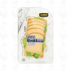 Huismerk Rookkaas Kaas Plakken 45+ 150g