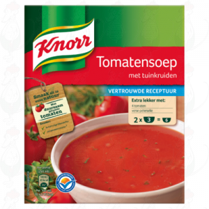 Knorr Mix Tomatensoep 80g