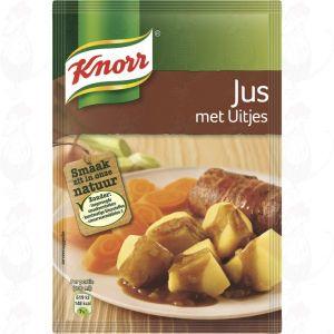 Knorr Mix Vleesjus met Uitjes 22g