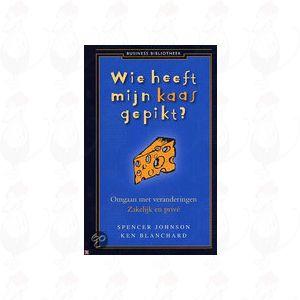 Management boek: Wie heeft mijn kaas gepikt?