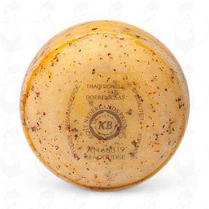 Baby Formaggio di Gouda Erbe italiane | Qualità Premium | 400 grammi