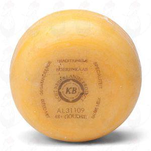 Baby Formaggio Gouda Naturel | Qualità Premium | 400 grammi