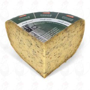 Nettle Gouda Organic Biodynamic cheese - Demeter