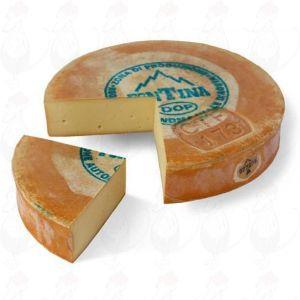 Fontina DOP Cheese