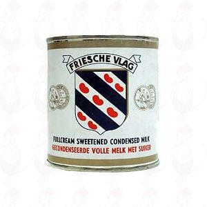 Friesche Vlag Volle melk gecondenseerd 397 grammi