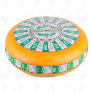 Formaggio di Gouda giovane | Qualità Premium | Formaggio intero 12 chilo