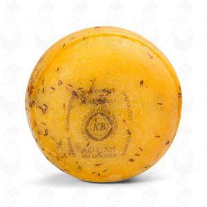 Baby Formaggio Gouda Cumino | Qualità Premium | 400 grammi