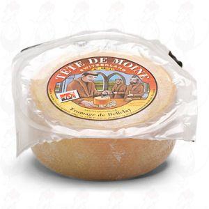 Tête de Moine - Mezzo formaggio  | 425 grammi