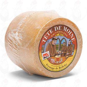 Tête de Moine - Formaggio intero | 850 grammi