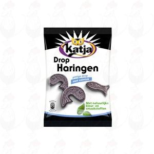 Katja Lakritz Drop Haringen 350 grammi