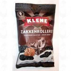 Klene Zakkenrollers 250 grammis