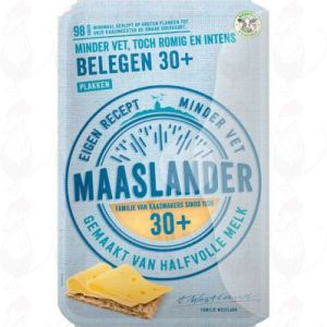 Sliced Maaslander Cheese Matured 30+ | 175 grams in slices