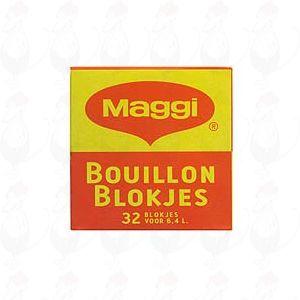 Maggi Bouillon blokjes 32 blokjes - 128 grammi