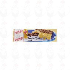 Verkade Nobo sprits melkchocolade 150 grammis
