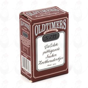 Oldtimers THE REAL SPICY-SWEET Sneker Zoethoudertjes - 225 grammis