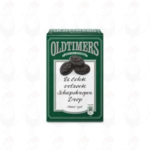Oldtimers THE REAL FULL SWEET Scheepsknopen Drop - 225 grammis