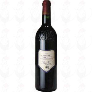 Pierre Jean Cabernet Merlot, Vin de Pays de L,Aude