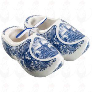 Souvenir Clogs Delft Blue