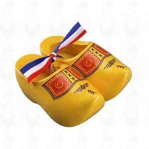 Farmers yellow souvenir Clogs
