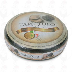 Formaggio di Gouda al tartufo | Qualità Premium | Formaggio intero 10 chilo