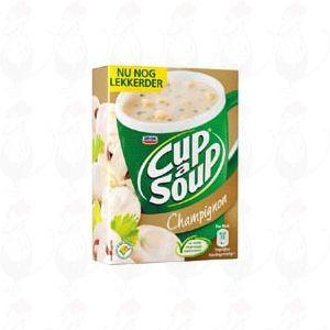 Unox Cup a Soup champignon 3 x 18 grammi
