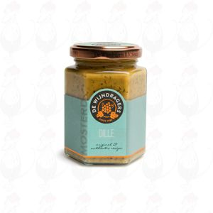 Mosterd Dille Saus | Voets specialities | 190 grammi