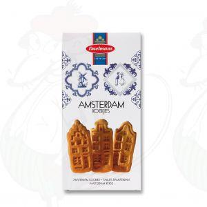 Amsterdam Cookies - 140 grammis - 4.93 oz | Daelmans