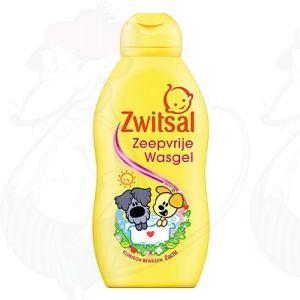 Zwitsal Baby Woezel & Pip Wasgel 200ml