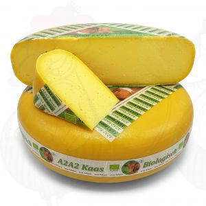 A2A2 Young matured - A2 Organic cheese