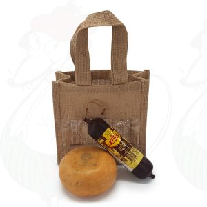Bag of cheese