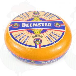 Formaggio Beemster - stagionato (4 mesi) | Qualità Premium | Formaggio intero 12 chilo