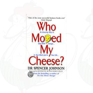 Management boek: Who Moved my Cheese?