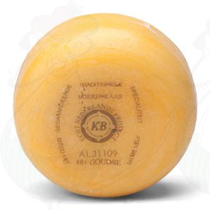 Baby Formaggio di Gouda Naturel | Qualità Premium | 400 grammi