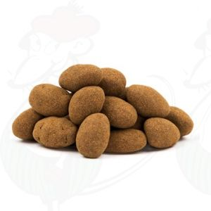 Chocolate Cinnamon Almonds | 250 gr