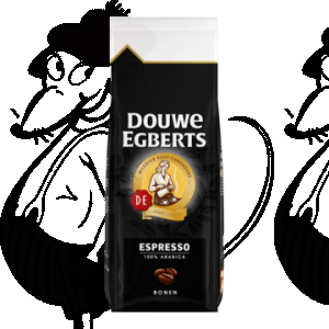 Douwe Egberts Espresso dark bonen | 500 grammi