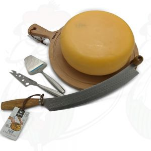 Cheese with Tools