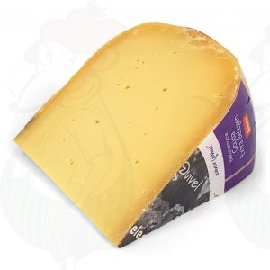 Extra Matured Gouda Biodynamic cheese - Demeter