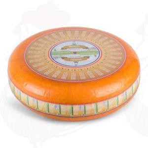 Formaggio friabile - Gouda | Qualità Premium | Formaggio intero 10 chilo