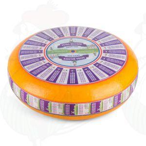 Extra Formaggio di Gouda stagionato (16-18 settimane) | Qualità Premium | Formaggio intero 11 chilo