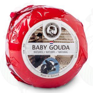 Baby Formaggio Gouda | Qualità Premium | 280 grammi