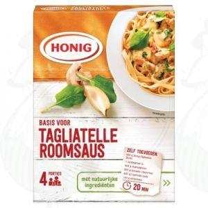 Honig Basis voor Tagliatelle Roomsaus 62g