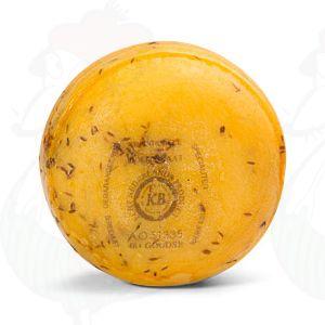 Baby Formaggio di Gouda Cumino | Qualità Premium | 400 grammi
