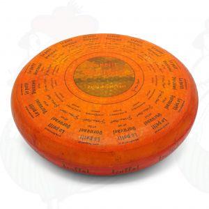 Le Petit Doruvael Truffle | Entire cheese 6 kilo / 13.2 lbs