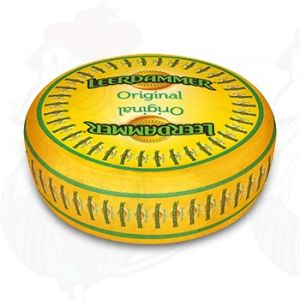 Leerdammer | Entire cheese 11,5 kilo - 25,3 lbs