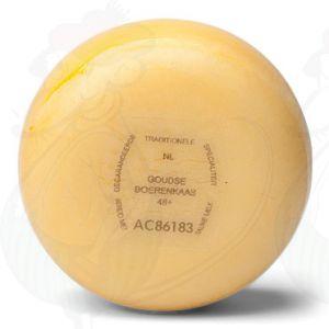 Baby Formaggio Gouda Naturel Grande | Qualità Premium | 900 gr