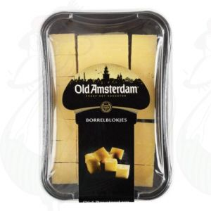Old Amsterdam cheese cubes - 170 grams